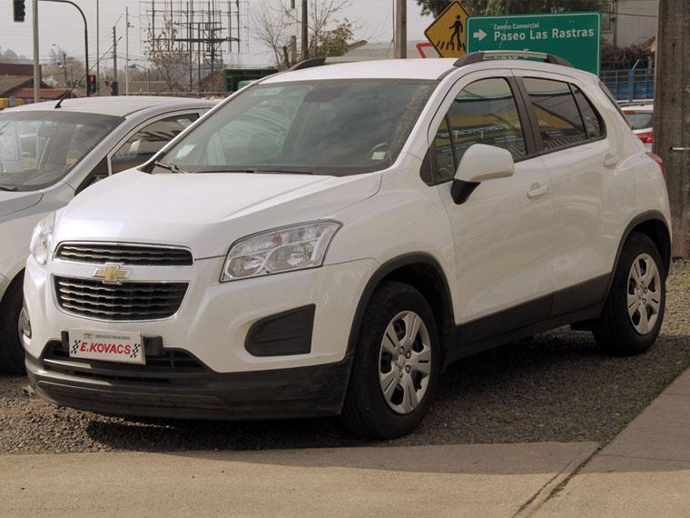 Camionetas Kovacs Chevrolet Tracker ls 1.8 2015
