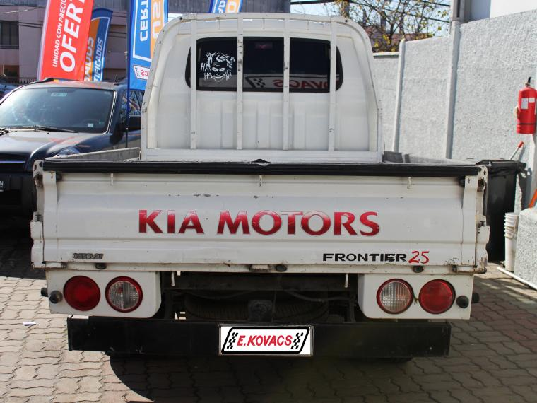 kia frontier 2.52.5 dcab