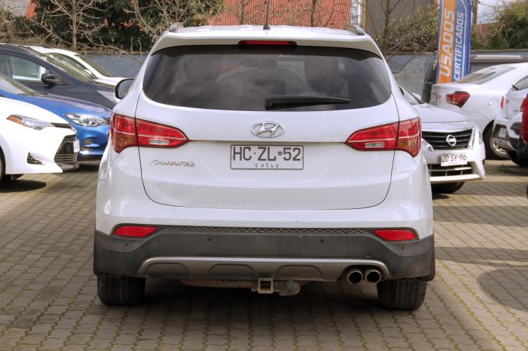 hyundai santa-fe gls 2.4 at