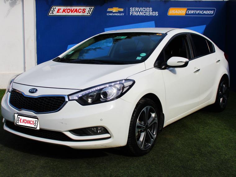 Autos Kovacs Kia Cerato aut 1.6 4x2 ex 1.6 a 2015