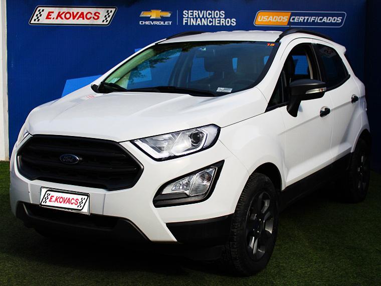 Autos Kovacs Ford Ecosport 1.5 2018
