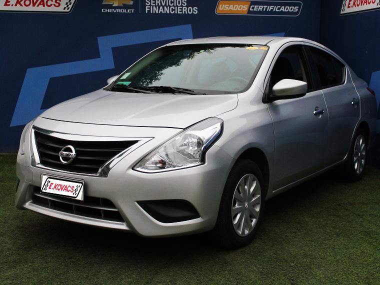 Autos Kovacs Nissan Versa mec 1.6 4x2 sense mt 2017
