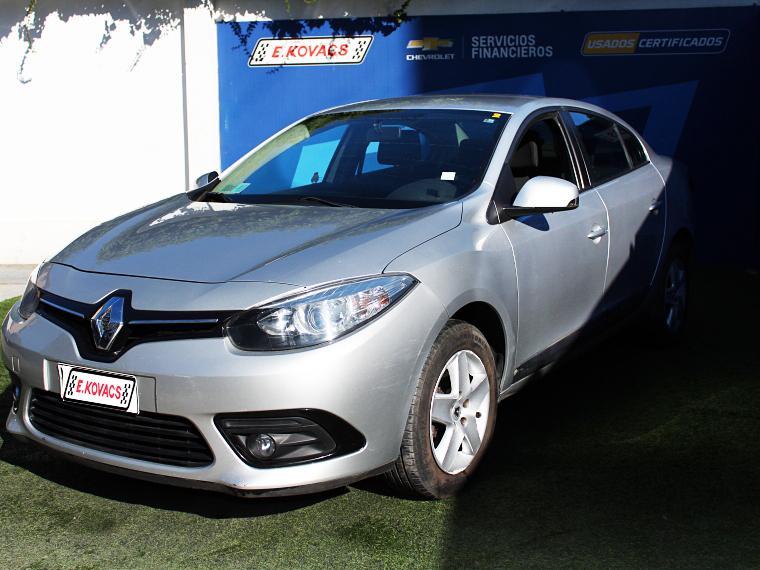 Autos Kovacs Renault Fluence mec 1.6 4x2 autentiq 2016