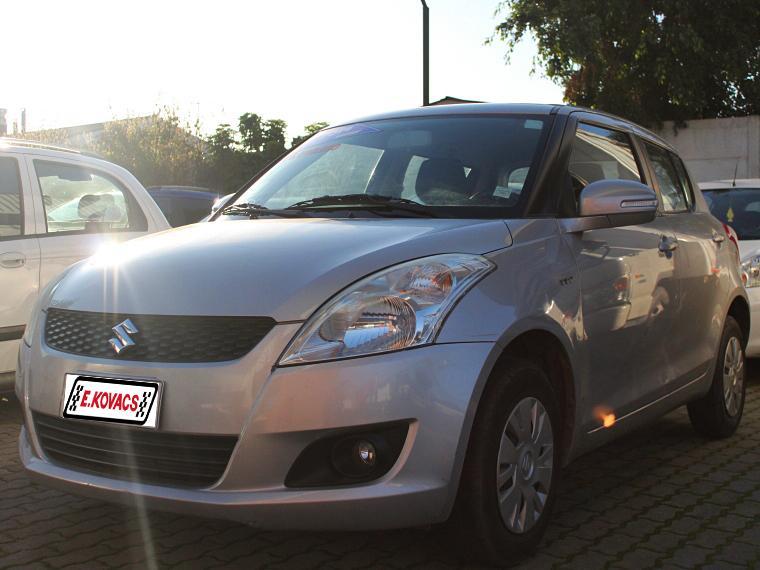 Autos Kovacs Suzuki Swift mec 1.2 4x2 gl c ac 2014