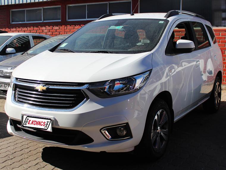 Furgones Kovacs Chevrolet Spin 1.8 2019