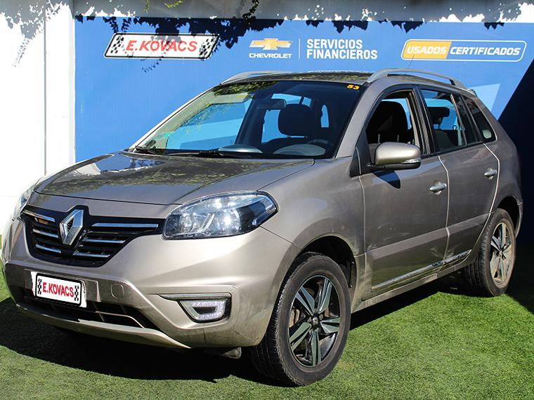 Camionetas Kovacs Renault Koleos mec 2.5 4x2 dynamiqu 2015