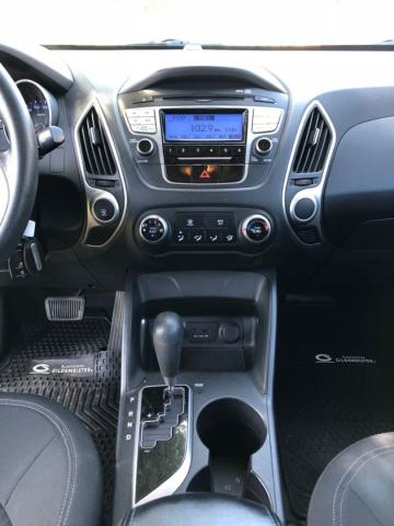 Hyundai tucson 2.0 gl 4x2 at