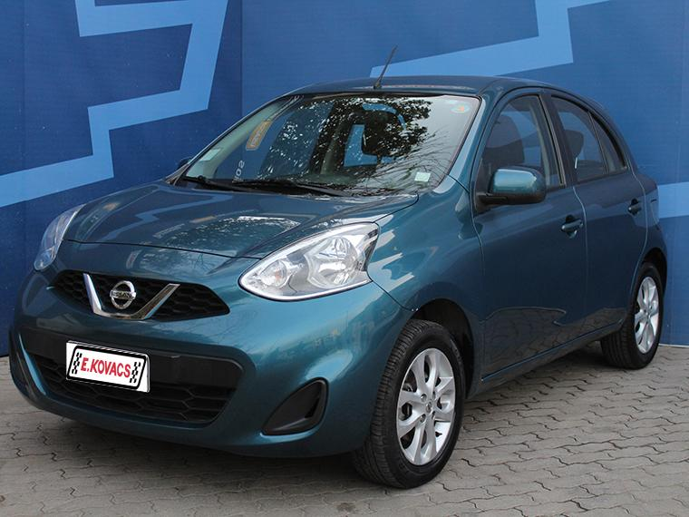 Autos Kovacs Nissan March sport sense 1.6 2016