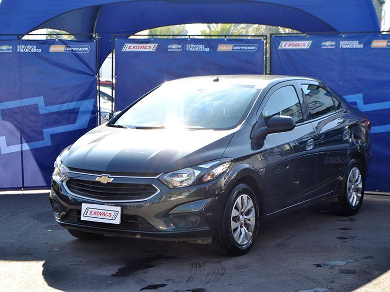 Furgones Kovacs Chevrolet Prisma 1.4l lt mt 2017