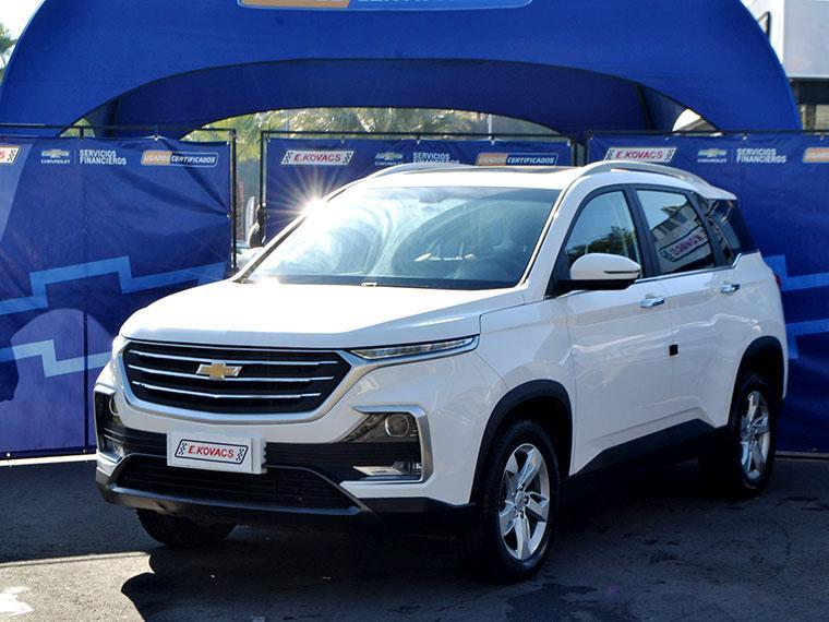 Camionetas Kovacs Chevrolet Captiva lt 1.5t 2wd mt l 2019