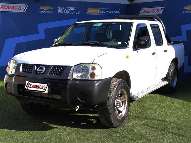 Camionetas Kovacs Nissan Terrano mec 2.4 4x2 terrano 2013