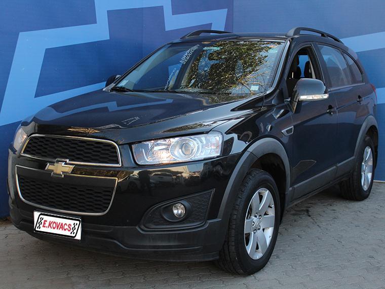 Camionetas Kovacs Chevrolet Captiva iv ls 2.4 2014