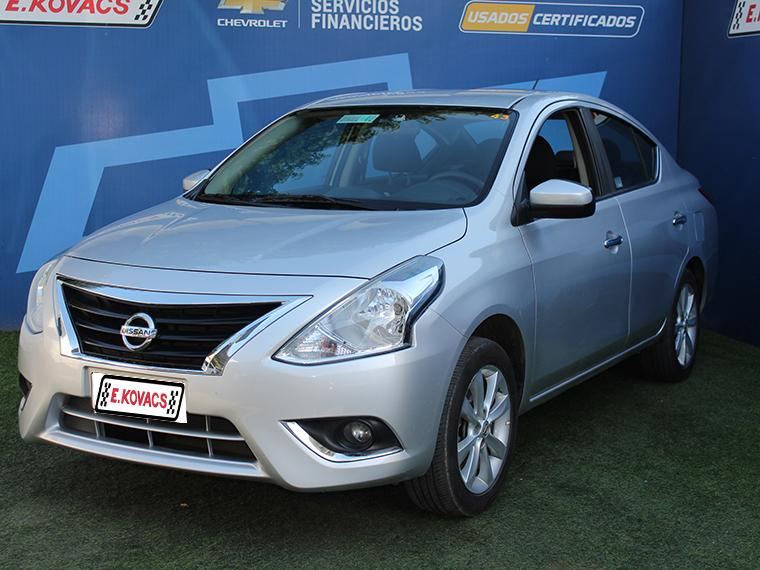 Autos Kovacs Nissan Versa advance 2018
