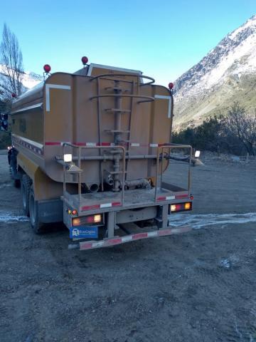 Ford cargo 3133 aljibe