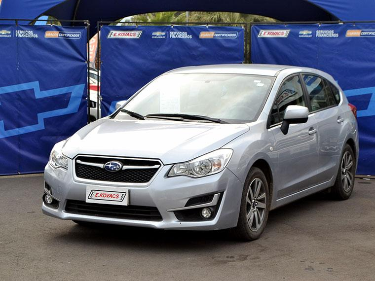 Autos Kovacs Subaru Impreza sport awd cvt 2.0i 2016