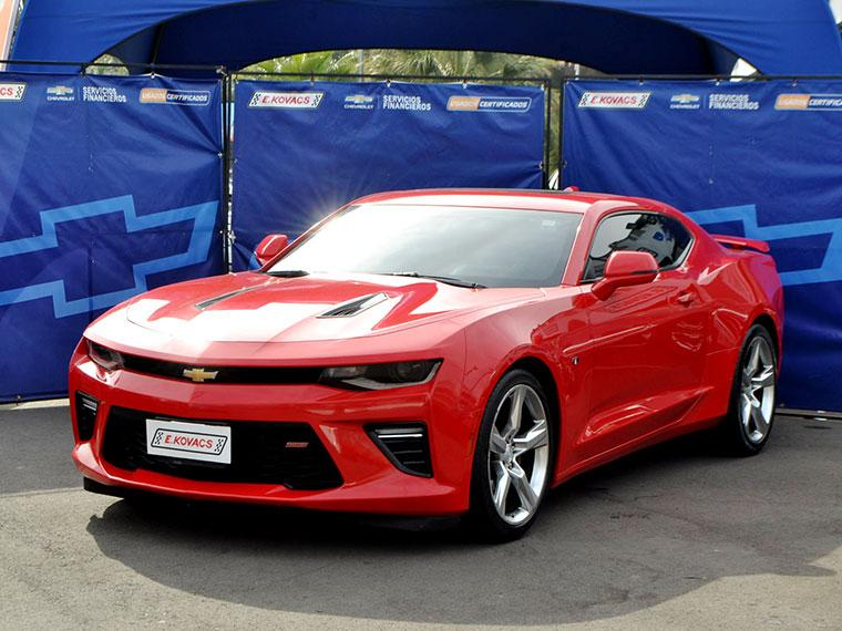 Autos Kovacs Chevrolet Camaro six 6.2l ss at 2018