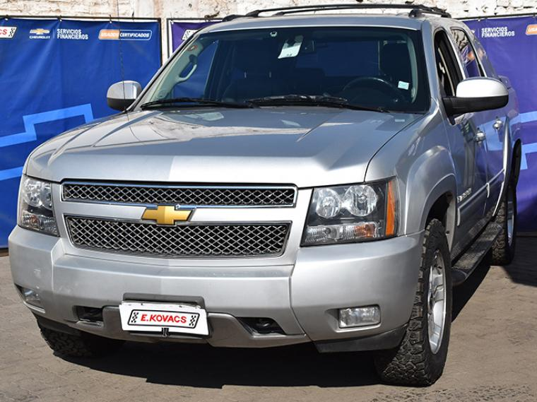 Camionetas Kovacs Chevrolet Avalanche lt 4wd 5.3 ac at 2014