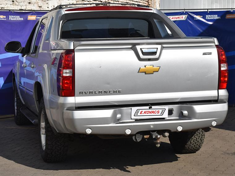 chevrolet avalanche lt 4wd 5.3 ac at