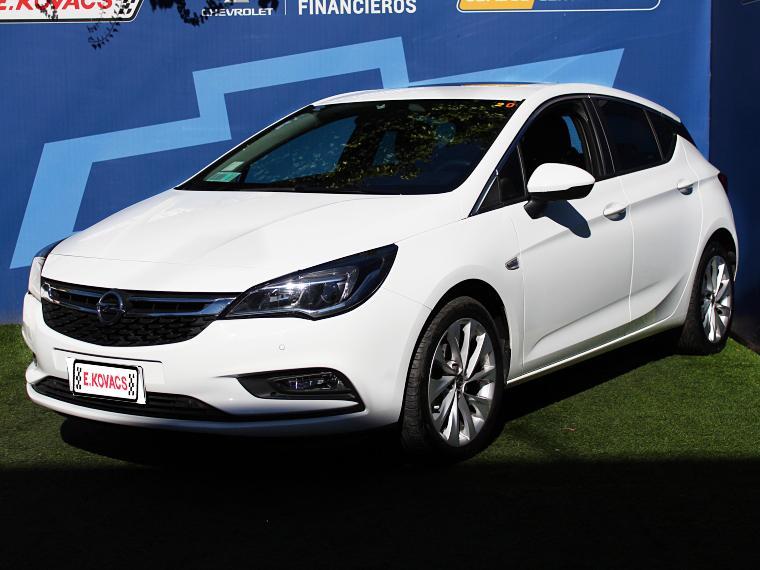 Autos Kovacs Opel Astra enjoy 1.4 at 2017