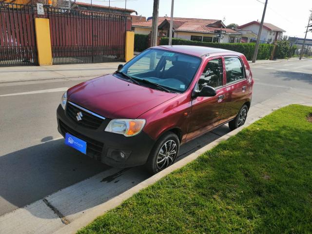 Autos Automotora RPM Suzuki Alto k10 gl 1.0 ac 2012