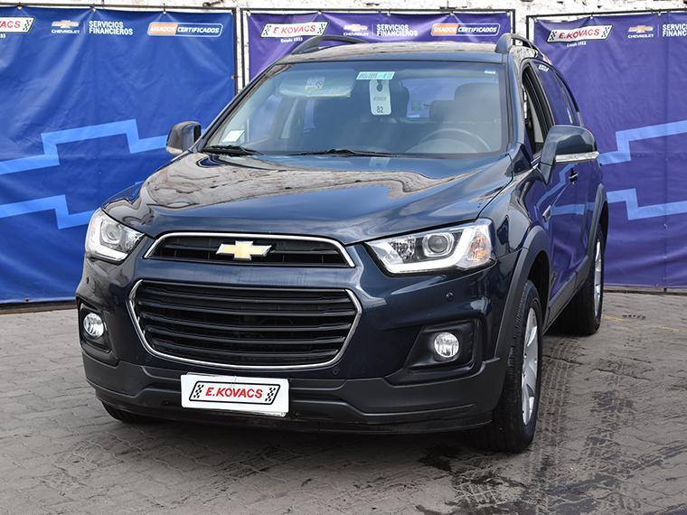 Camionetas Kovacs Chevrolet Captiva ls 2.4 ac 2016