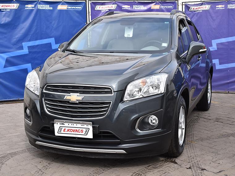 Camionetas Kovacs Chevrolet Tracker lt 1.8 ac 2017