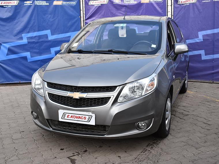 Autos Kovacs Chevrolet Sail classic lt 1.4 ac 2016