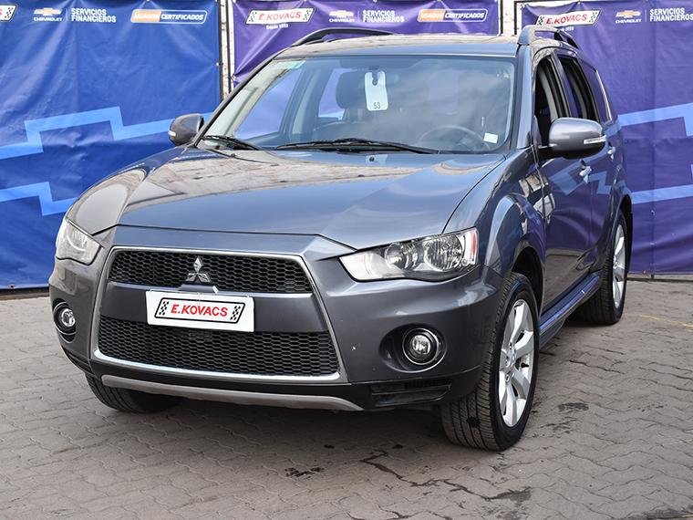 Camionetas Kovacs Mitsubishi Outlander new k2 full ac at 3. 2012