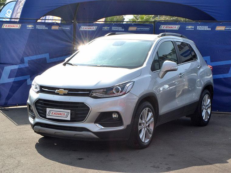 Camionetas Kovacs Chevrolet Tracker ii 1.8 fwd lt 2018