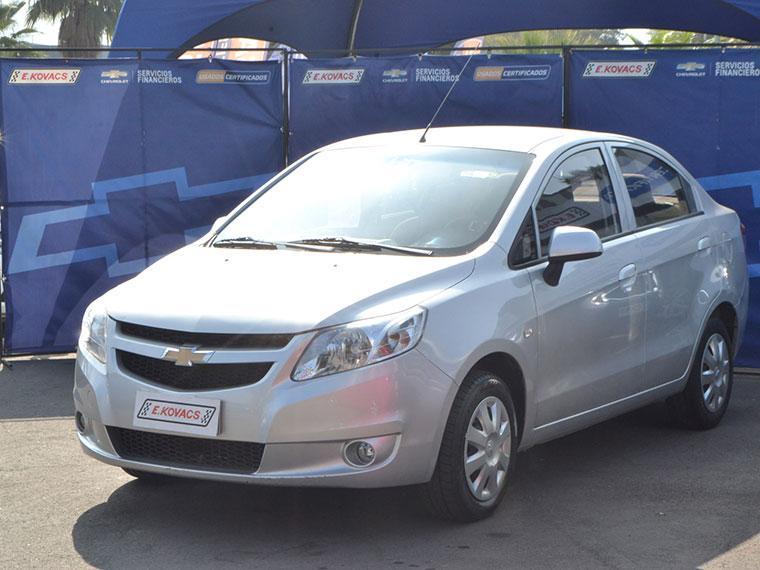 Autos Kovacs Chevrolet Sail ii ls 1.4 2014