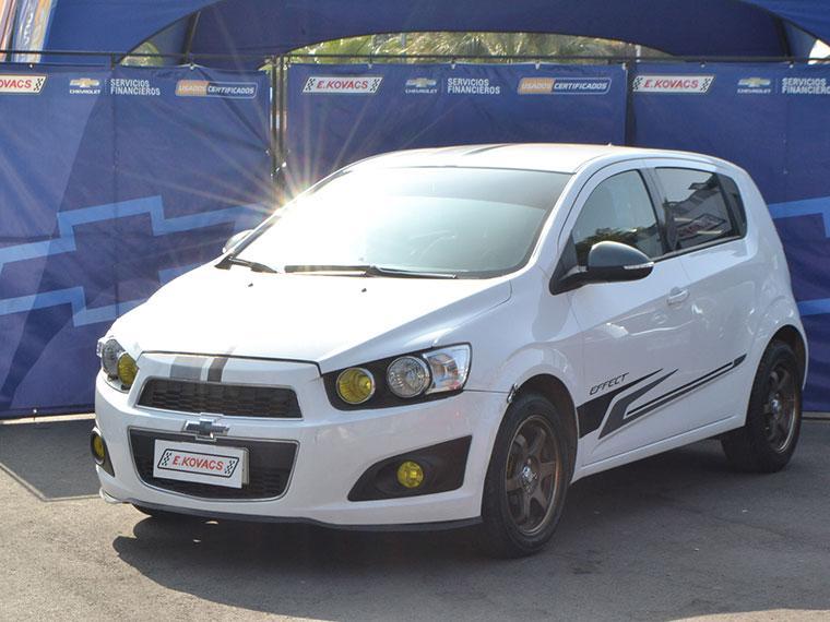 Autos Kovacs Chevrolet Sonic 1.6 mt lt effect 2015