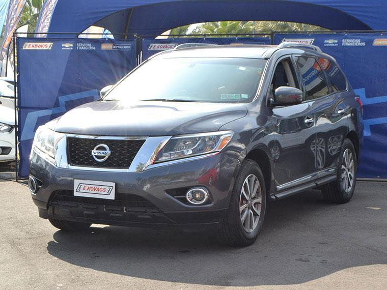 Camionetas Kovacs Nissan Pathfinder 4x4 3.5 aut 2014