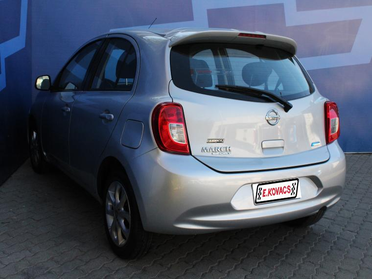 nissan march sport 1.6 at ac