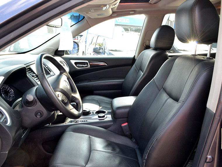 nissan pathfinder 4x4 3.5 aut