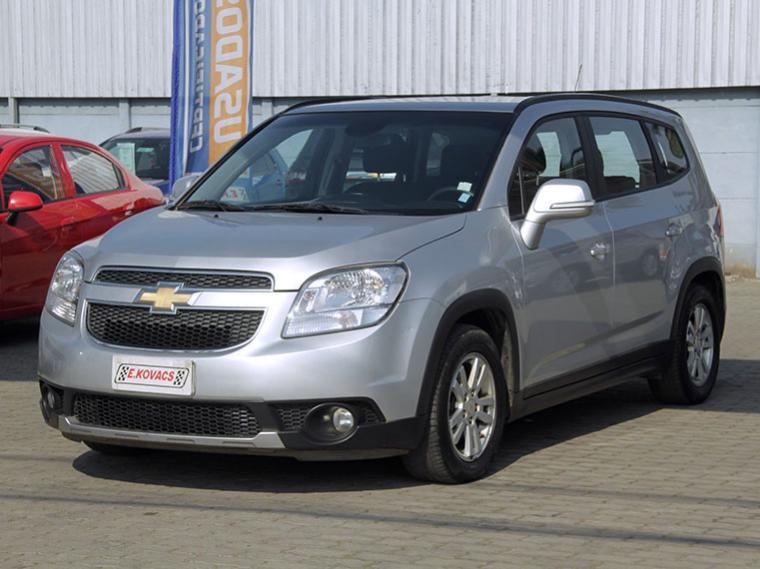 Camionetas Kovacs Chevrolet Orlando ls 2.0ls 2.0 2014