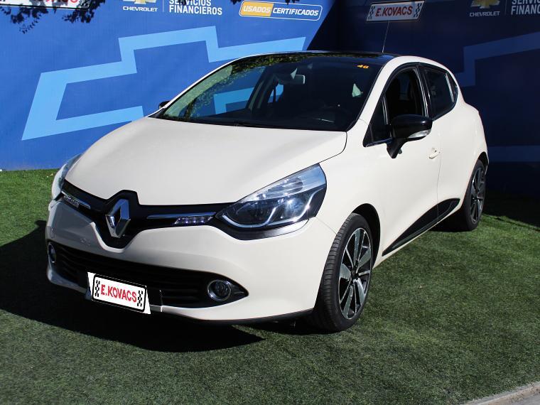 Autos Kovacs Renault Clio mec 0.9 4x2 clio hb 2016