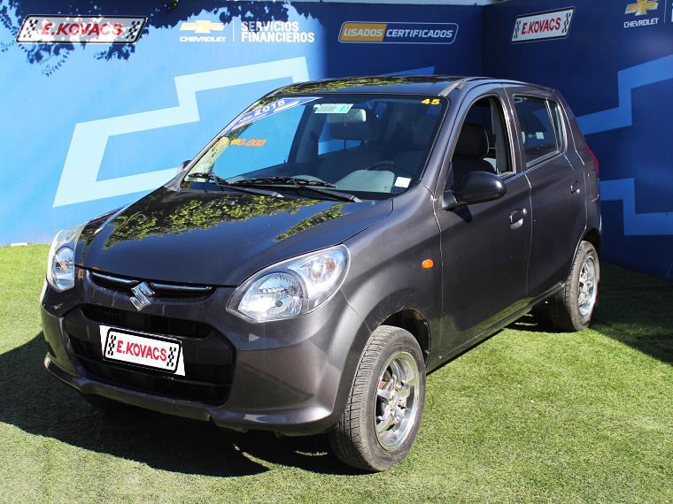 Autos Kovacs Suzuki Alto dlx hbmec 0.8 4x2 al 2015