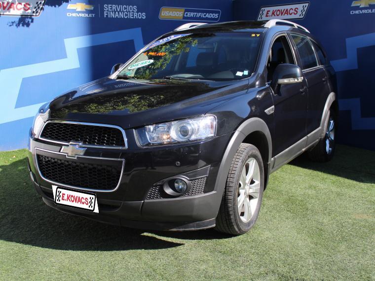 Camionetas Kovacs Chevrolet Captiva iii 2.2d awd 6at 2013