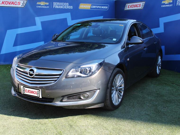 Autos Kovacs Opel Insignia ii cosmo 1.6t at6 ii 2014