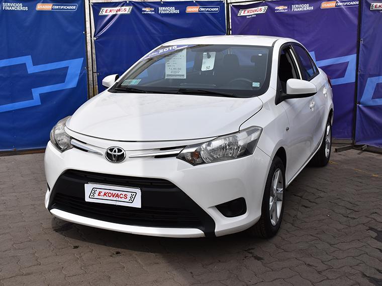 Autos Kovacs Toyota Yaris 1.5 gli ac mec 2015