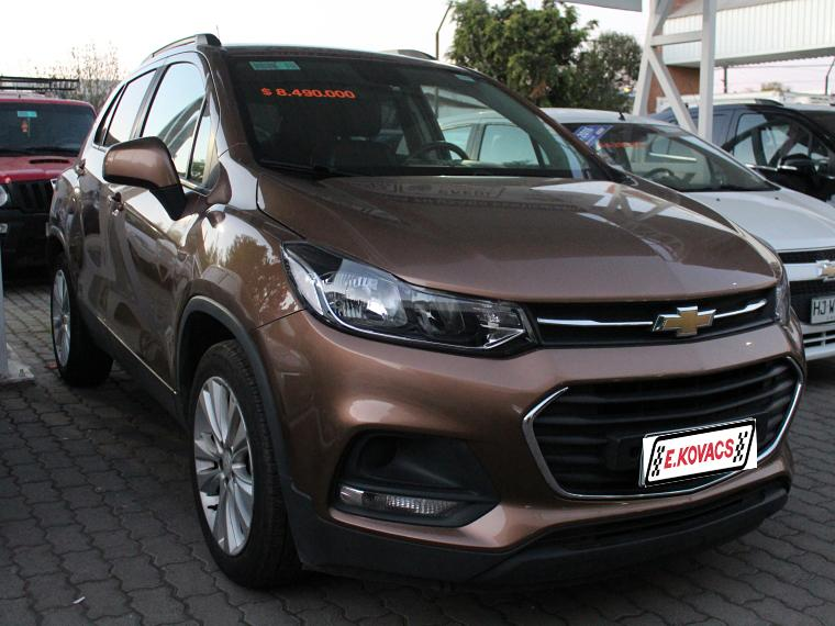 chevrolet tracker ii mt