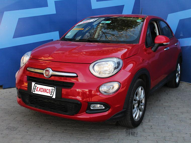 Autos Kovacs Fiat 500 x pop star 1.6 2017