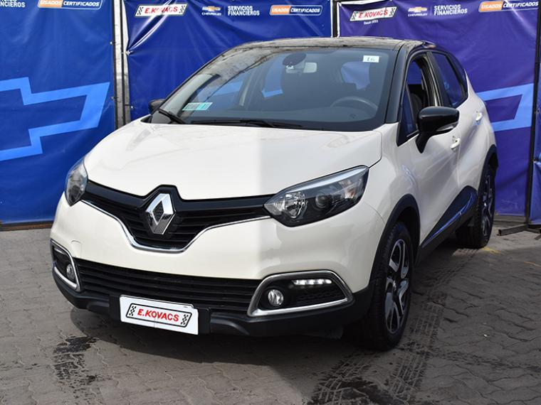 Autos Kovacs Renault Captur expression 1.5 ac 2017