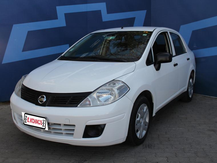 Autos Kovacs Nissan Tiida mec 1.6 4x2 drive 2015