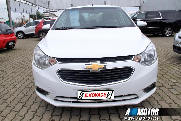chevrolet sail lt 1.5 at