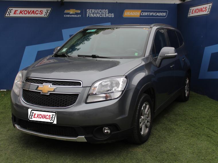 Camionetas Kovacs Chevrolet Orlando 2.0 diesel mt 2017