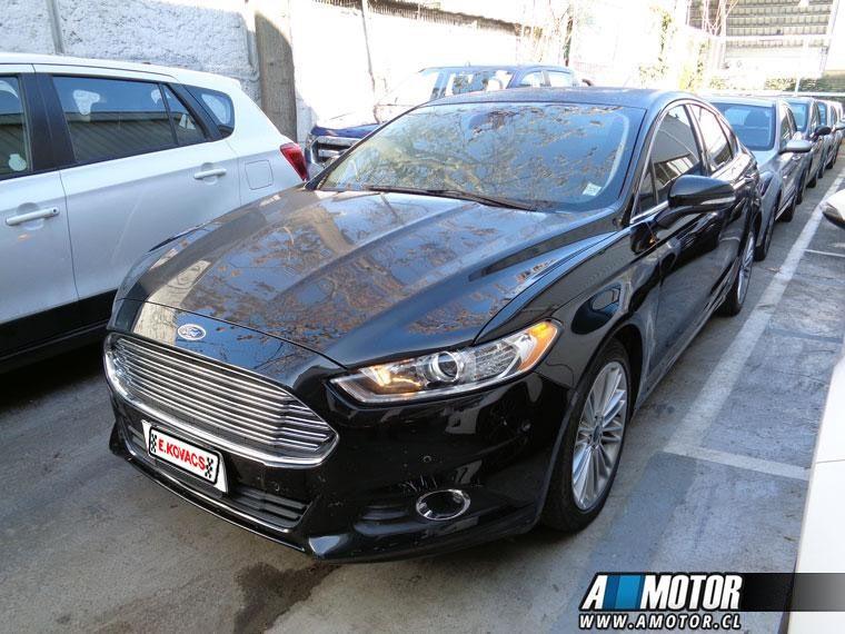 Autos Kovacs Ford Fusion fusion new fusion 2.0 at 2016