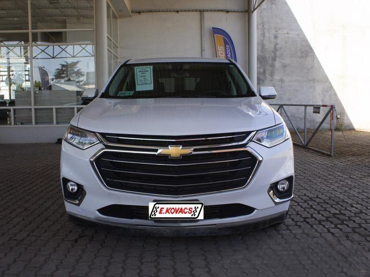 chevrolet traverse new 3.6 premier awd