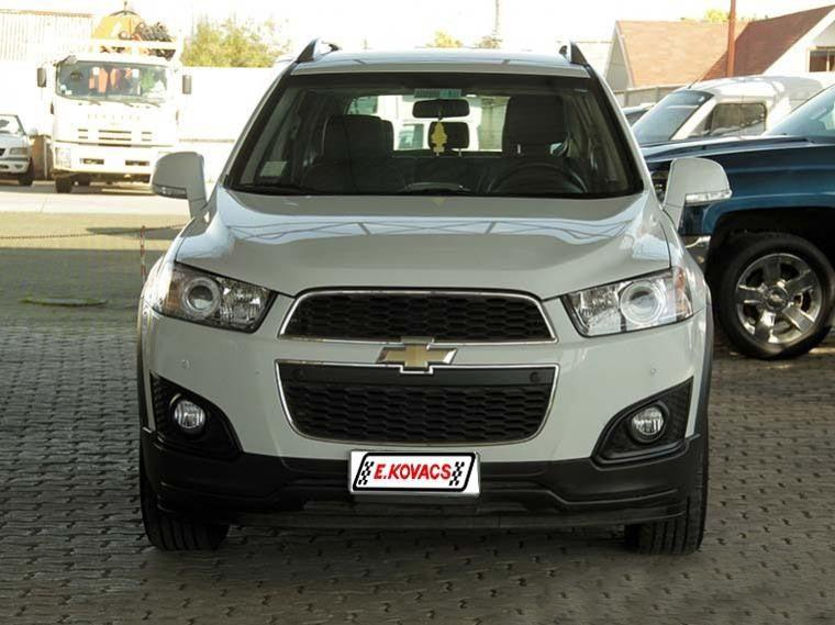 chevrolet captiva lt sa 2.4 at
