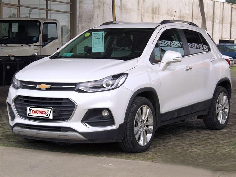 Camionetas Kovacs Chevrolet Tracker 1.8 fwd lt mt 2018